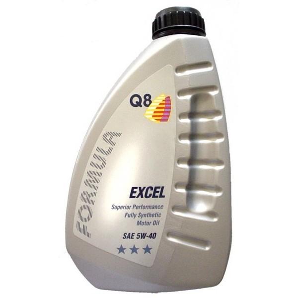 Olej - Q8 Excel 5W-40 1L