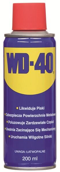 WD-40 200ml univerzální mazivo