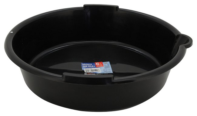 Miska pro výměnu oleje 6 L, 01500
