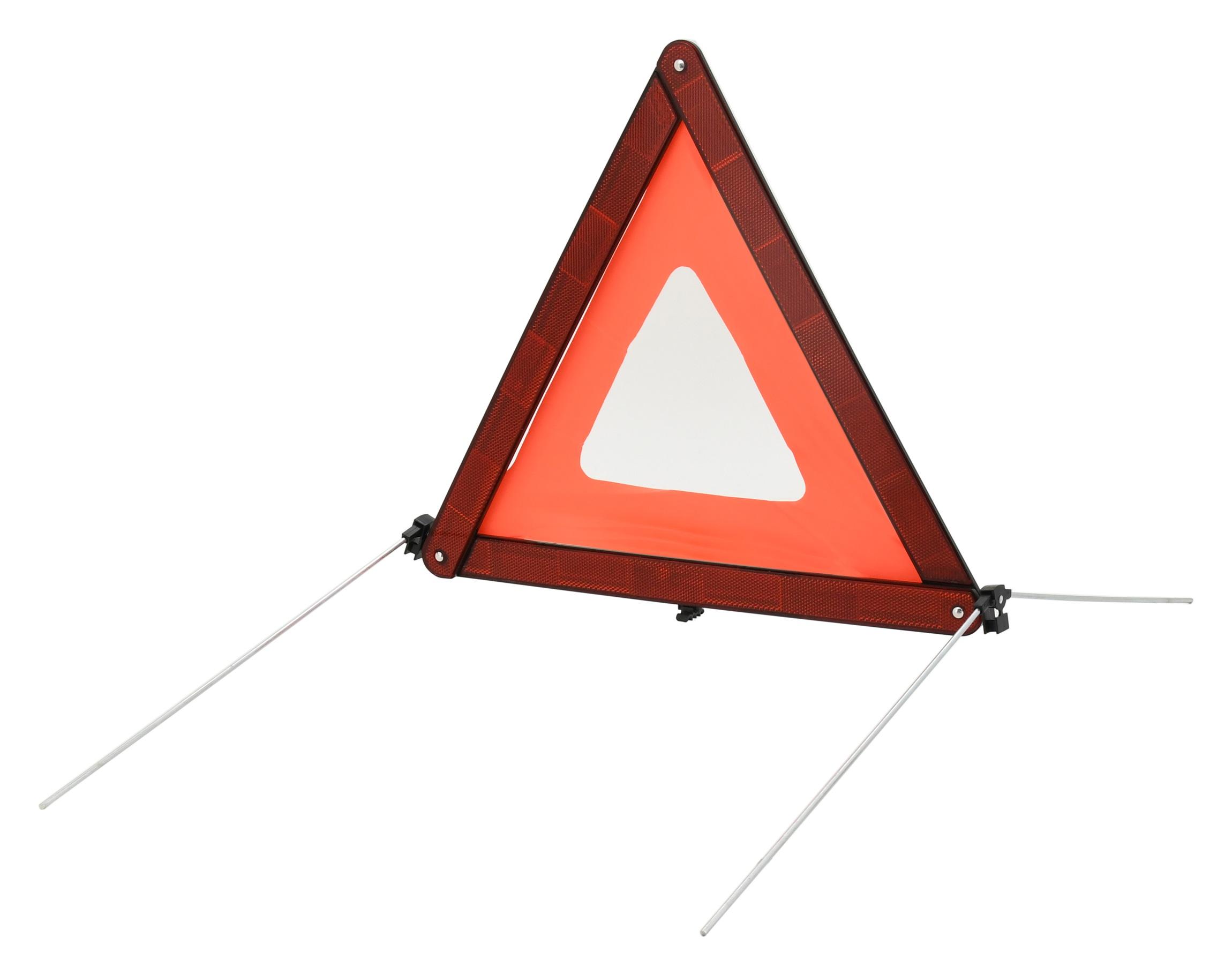 Trojúhelník výstražný 380g úzký E11, 01523