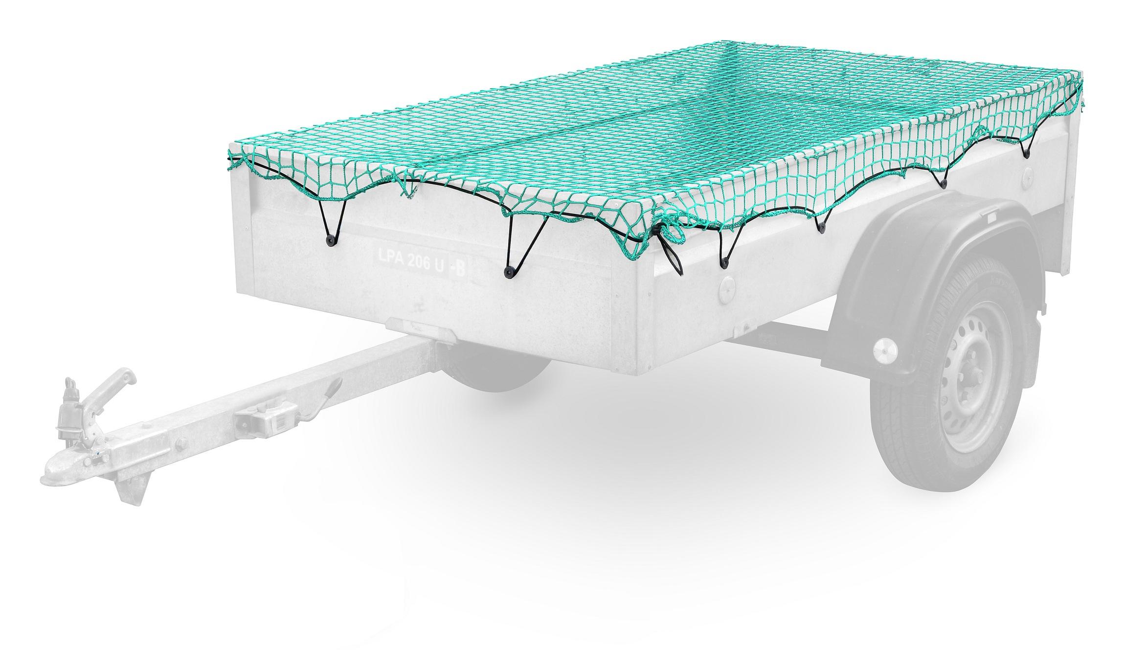 Síť na přívěsný vozík 150x220cm, 02226