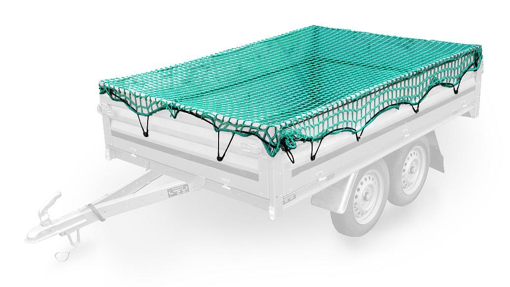 Síť na přívěsný vozík 200x300cm, 02227