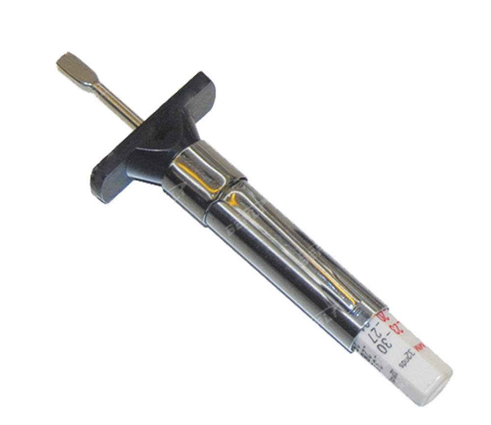 Měřič hloubky dezénu  0 - 26mm