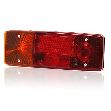 Zadní sdružené světlo, 12V-24V, WE551L