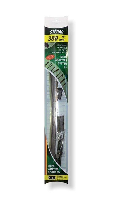 Stěrač plochý FLEXI 380mm  10024