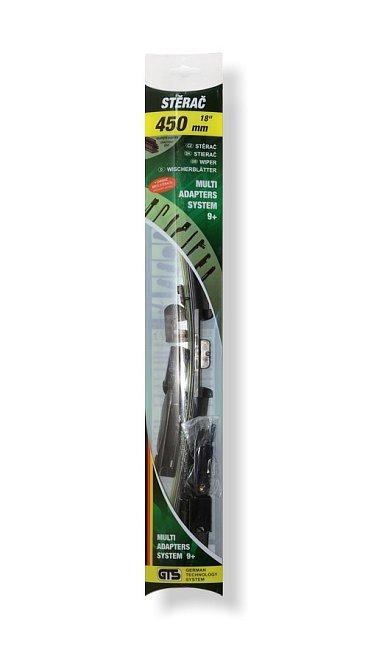 Stěrač plochý FLEXI 450mm, 10027