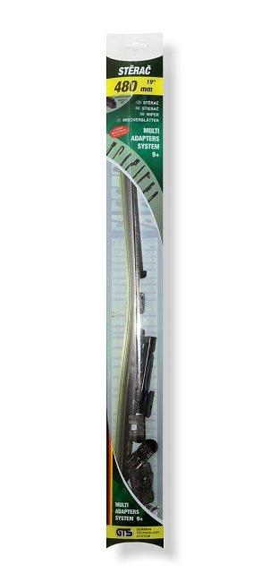 Stěrač plochý FLEXI 480mm, 10028