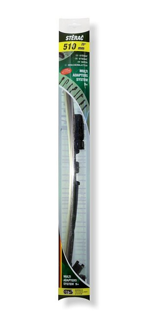 Stěrač plochý FLEXI 510mm, 10029