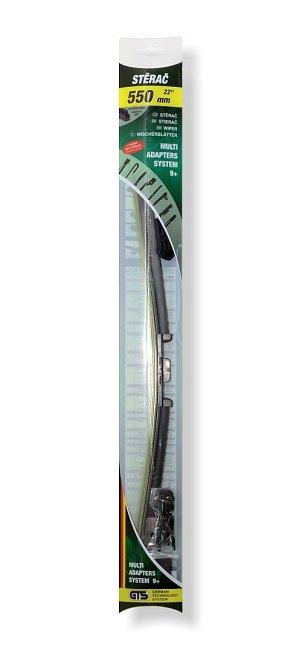 Stěrač plochý FLEXI 550mm, 10031