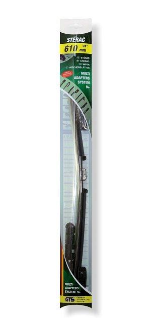 Stěrač plochý FLEXI 610mm, 10033
