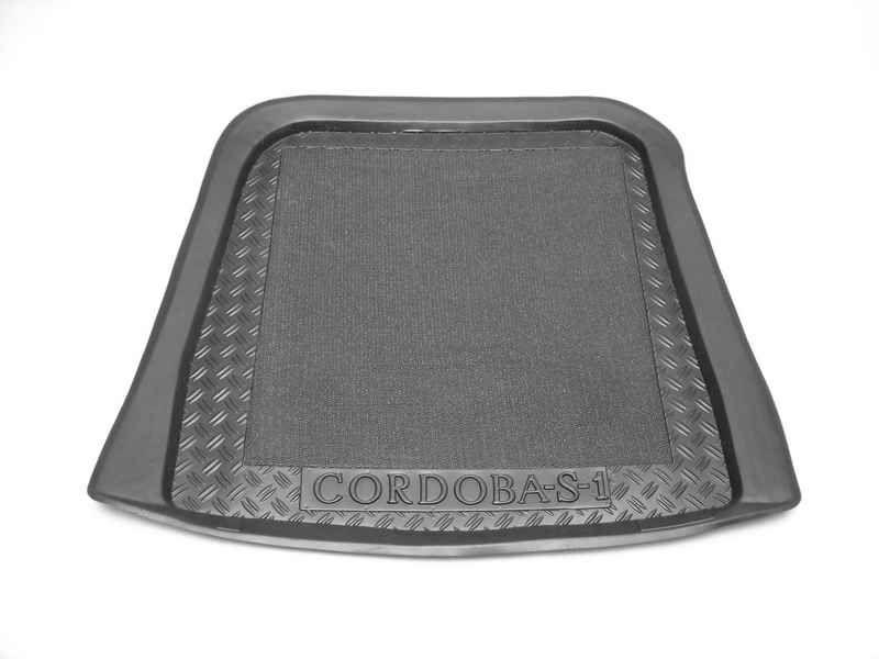 Plastová vana do kufru Rezaw Plast Seat Cordoba I sedan 1993-99