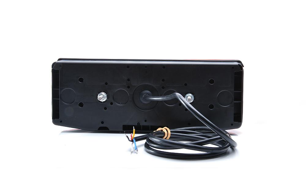 Sdružené světlo zadní W138dP 12/24V LED  (bez o.t.r.)