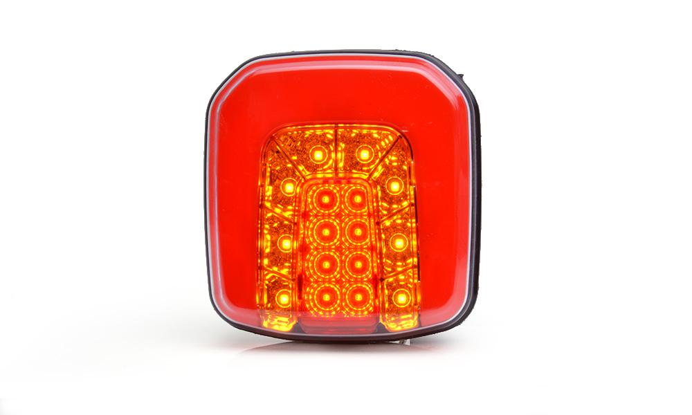Zadní sdružené světlo, 09dL/diody 12V