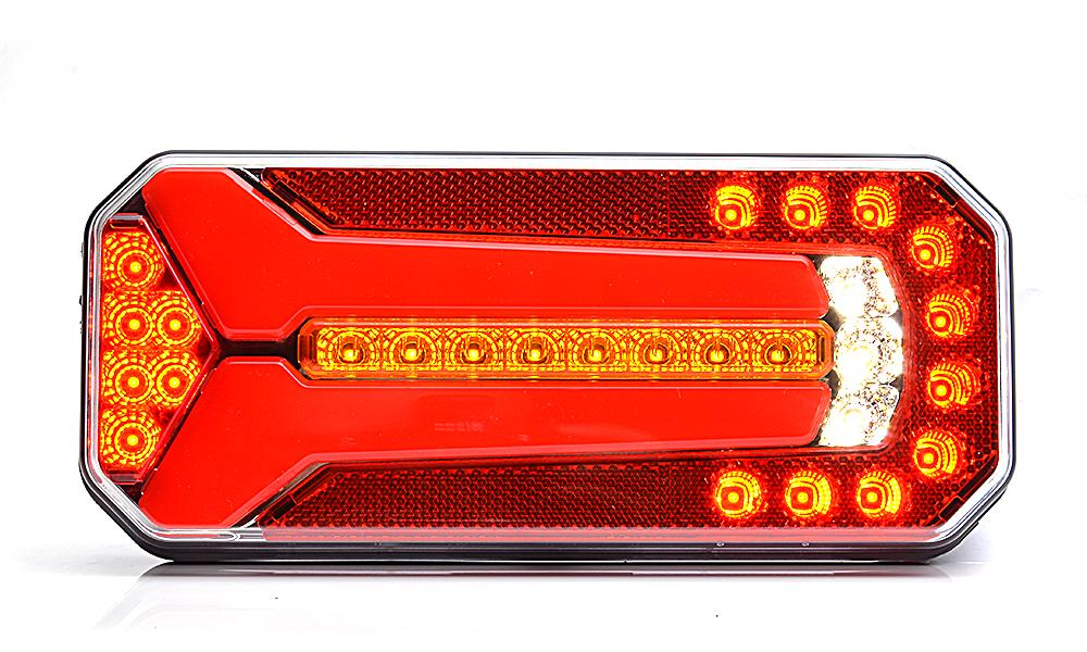 Zadní sdružené světlo W150
