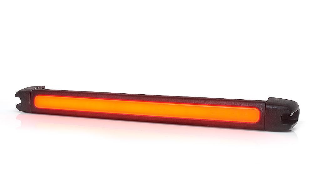 Světlo brzdové LED 12/24 V, L-333mm