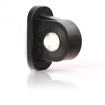 Obrysové sdružené světlo přední a zadní levé, 12V-24V, LED, W21.4