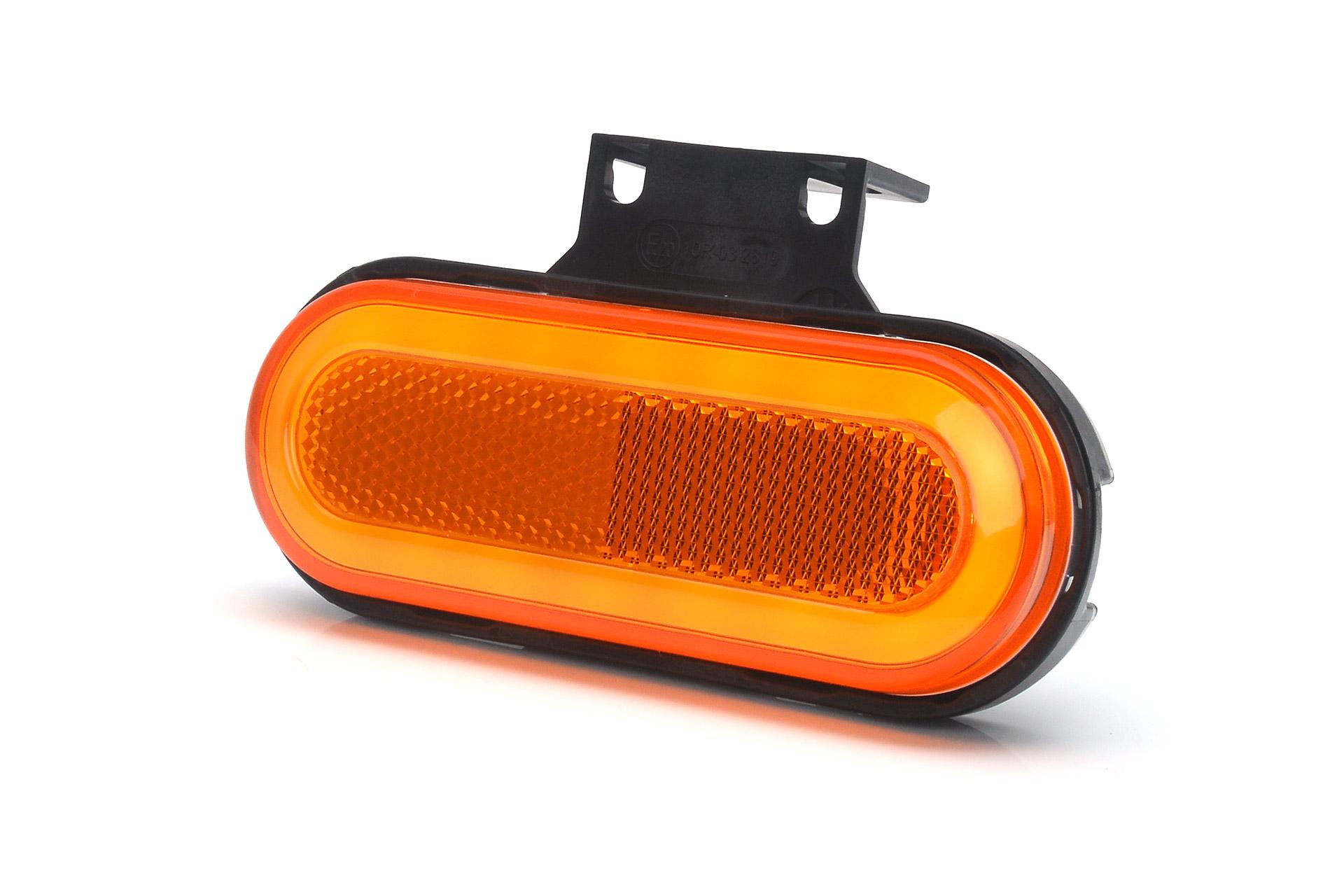Světlo poziční boční W198