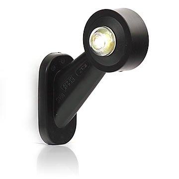 Obrysové sdružené světlo přední a zadní, 12V-24V, LED, W21.7