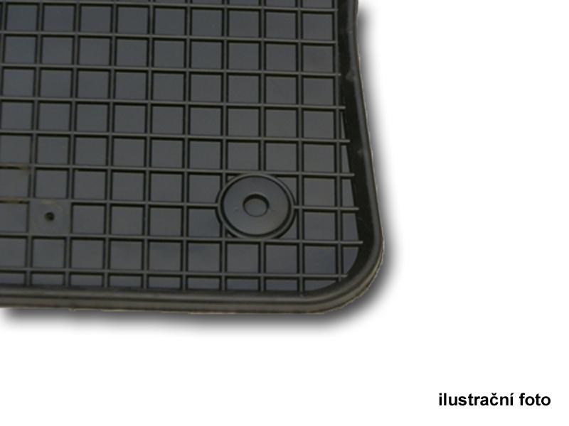 Autokoberce gumové Rigum Fiat Panda 2012 -