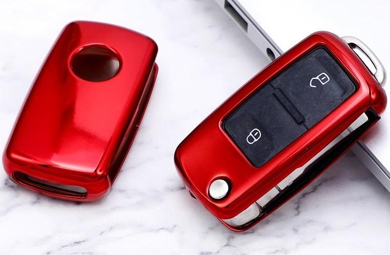 Pouzdro na klíč ŠKODA OCTAVIA 2, VW PASSAT B5, GOLF 4