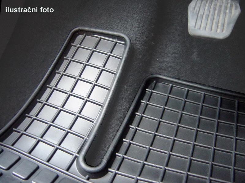 Autokoberce gumové Rigum Mercedes Citan 5m 2012-