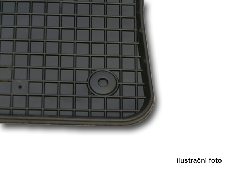 Autokoberce gumové Rigum Nissan Pathfinder 2006-