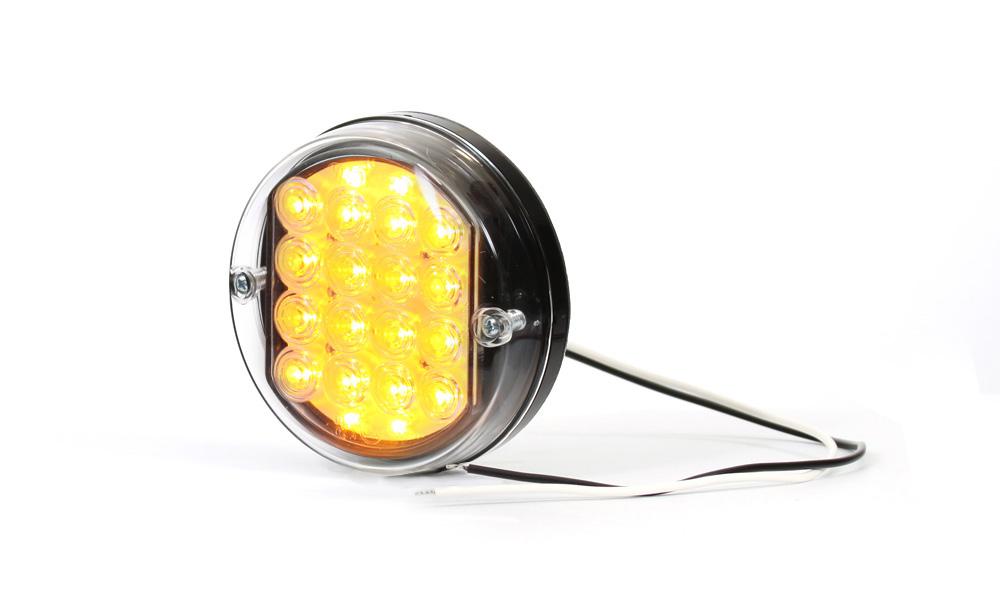 Zadní směrové světlo, 24V, LED, W32