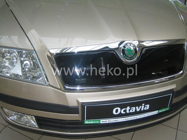 Zimní clona Octavia II 04-07R  CZ 038