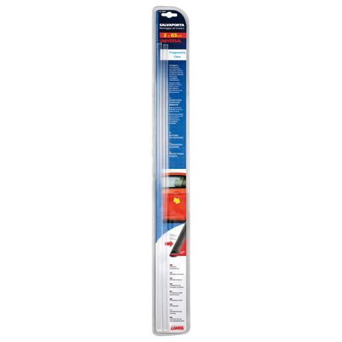 Chránič hrany dveří průhledný 65cm, 20859 (nasazovací ve tvaru písmene U)