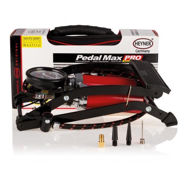 Nožní pumpička dvoupístová Pedal MAX PRO, 225000