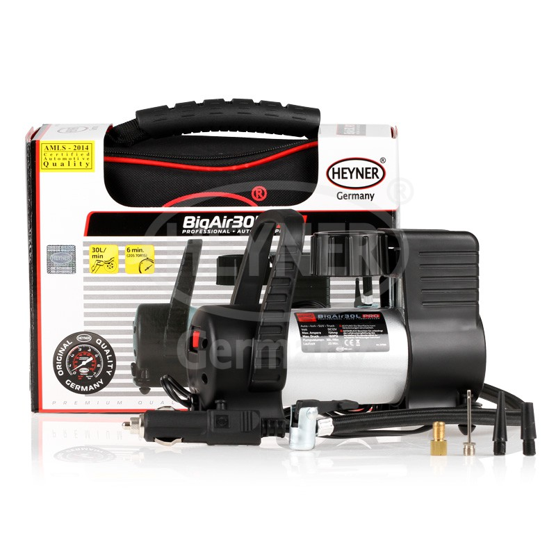Kompresor 12V/11 BAR  BIG AIR 30l, 237500