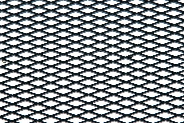 Hliníková mřížka (Tahokov) rozměr 1000x250 mm, AL 08 černý MINI