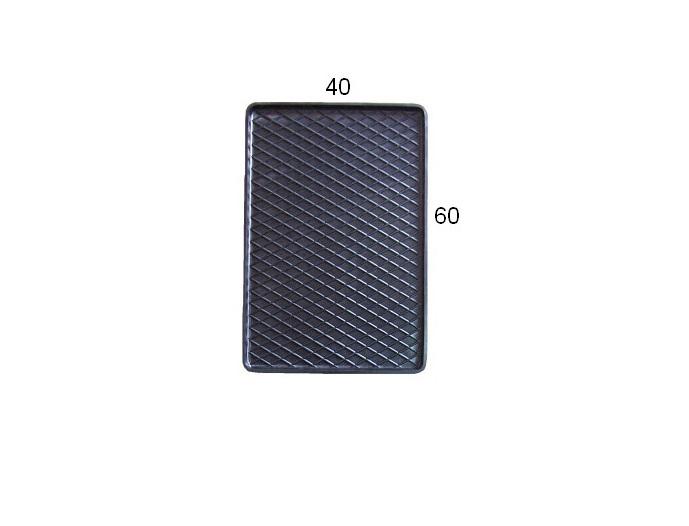 Gumová rohože UNI 60x40cm (č.27)