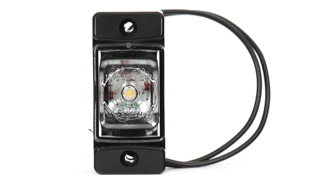 Lampa obrysova pŕední 12V-24V, LED, W60