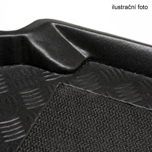 Plastová vana do kufru Rezaw Plast Chevrolet Spark 2010 -