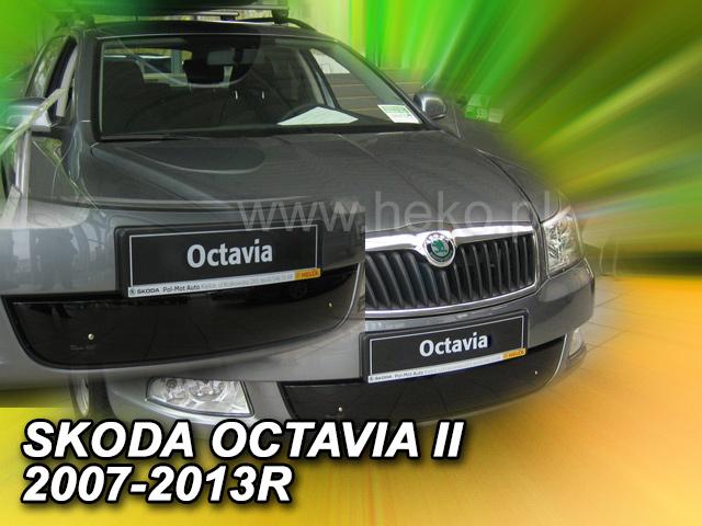 Zimní clona Octavia II 04-07r dolní