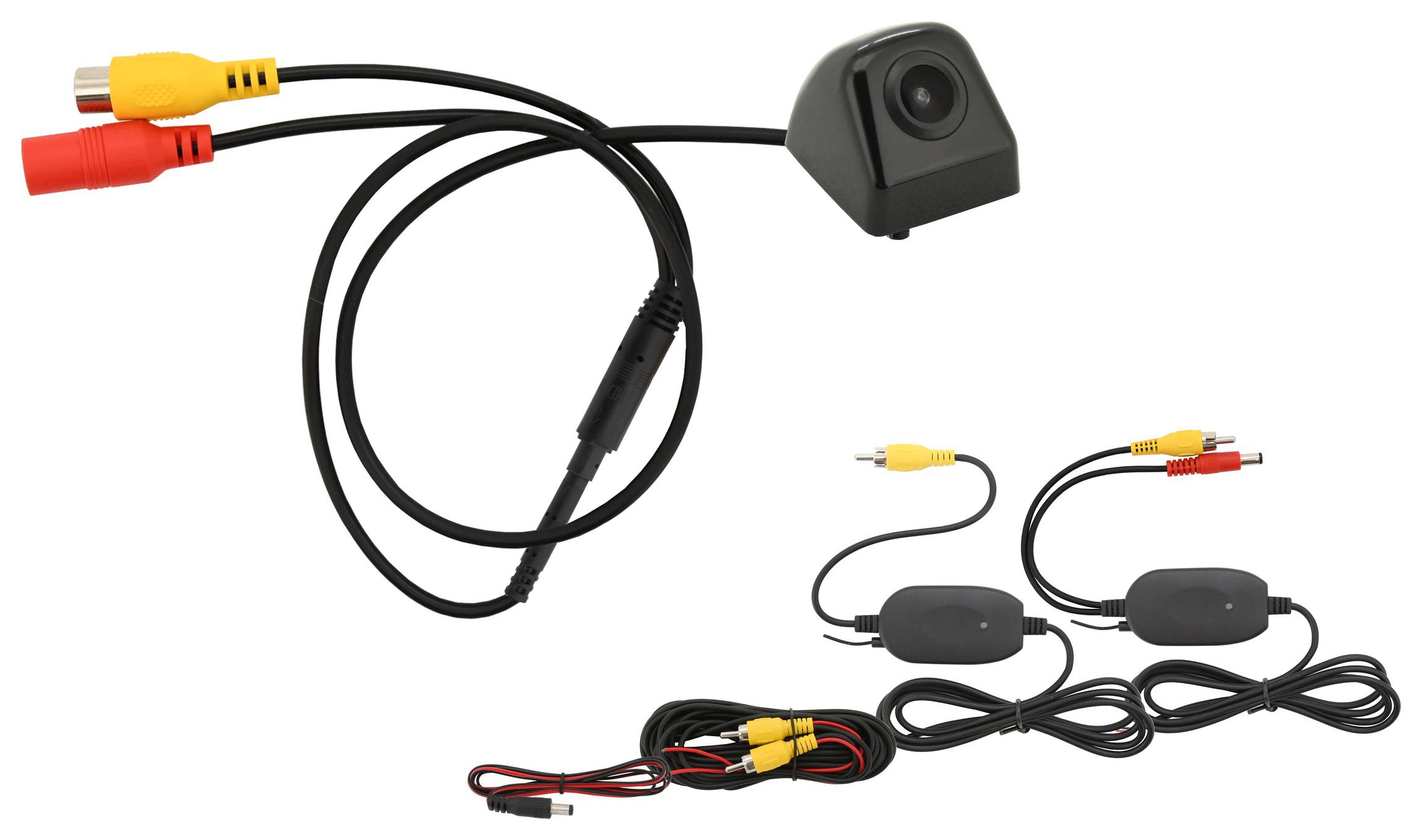 Parkovací kamera ANGLE bezdrátová skloněná, 33593