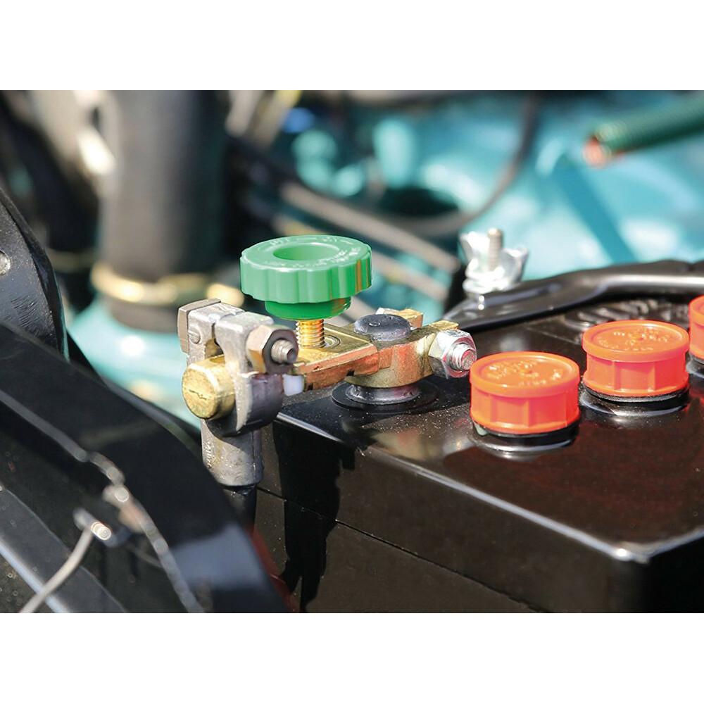 Odpojovač baterie 12/24V, max 175A, 39115