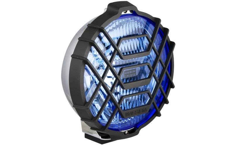 Světlo dálkové pr.183mm modré chrom 1ks, 40060.C