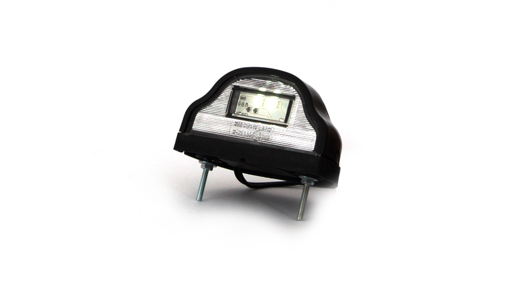 Osvětlení SPZ 12/24V LED, W72