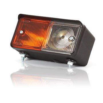 Světlo sdružené poziční přední, 12V-24V, W06L