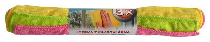 Utěrky z mikrovlákna 3ks, MR4290