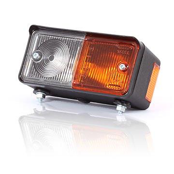 Světlo sdružené poziční přední, 12V-24V, W07P