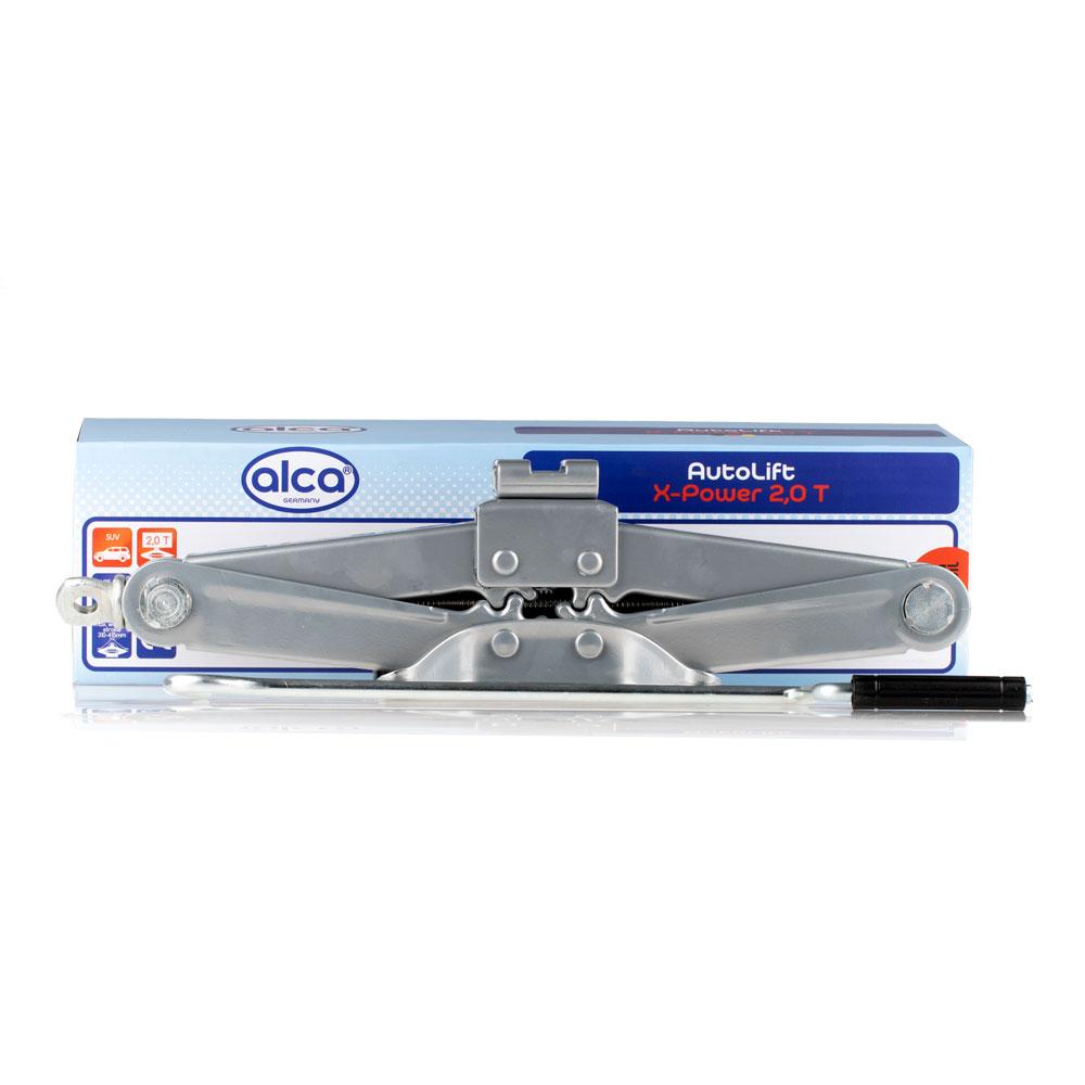 Hever nůžkový ALCA 2000 kg, 436200