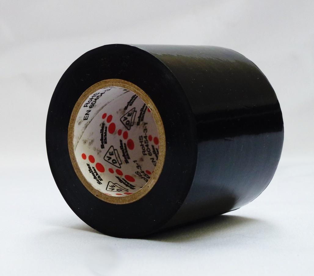 Izolační páska 5cm x 10m černá, 416400