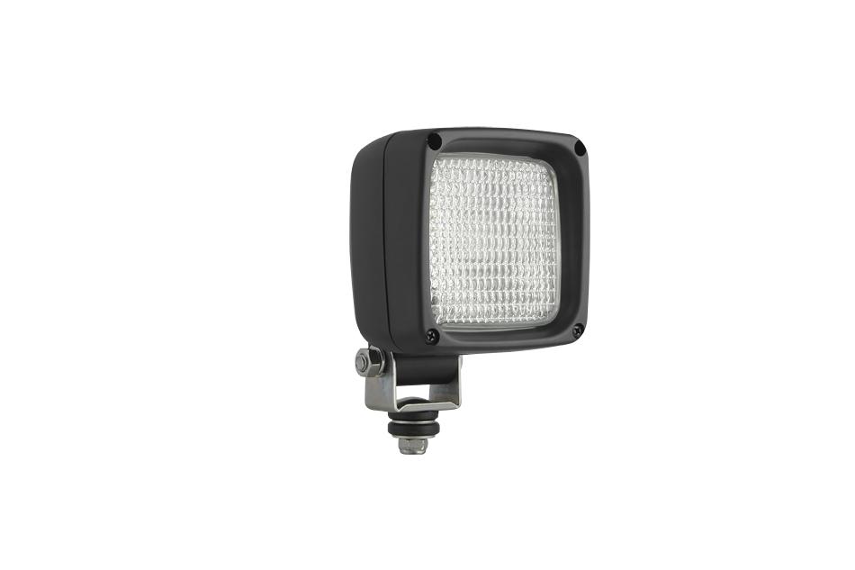 Pracovní světlo 10x10cm, ( H3 12V/55W, H3 24V/70W není součástí balení)   26365