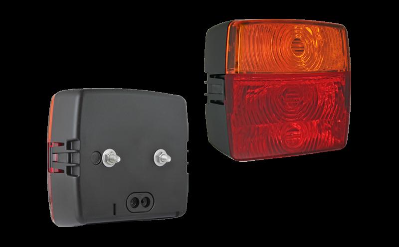 Zadní sdružené světlo 104x99, bez osvětlení SPZ, LT4.52110 (náhrada 06728)