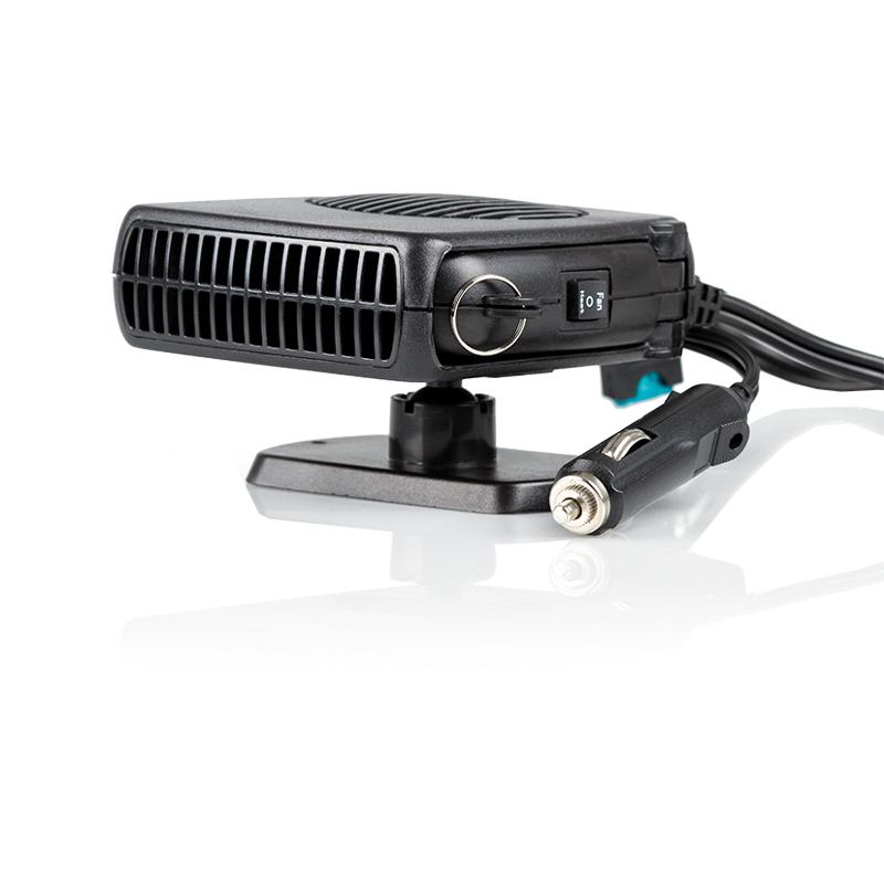 Ventilátor s ohřevem 12V/150W 3v1, 544000