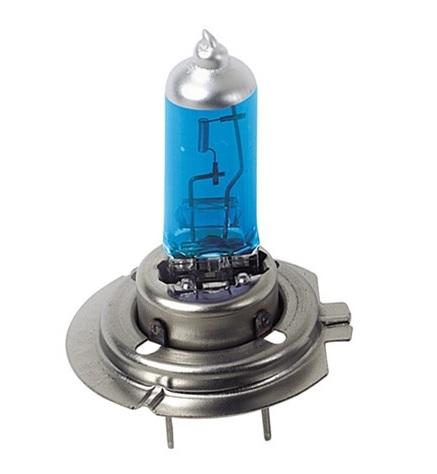 Sada žárovek 2xH7/12V 55W blue xenon 4500K, 58186
