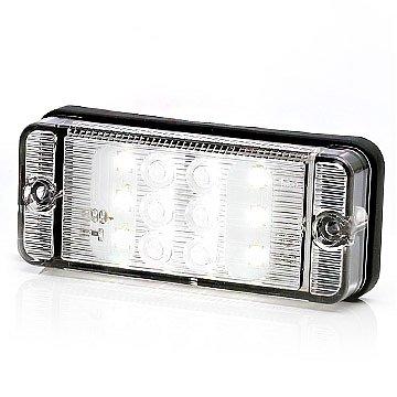 Couvací světlo, 12V-24V, LED, W84d